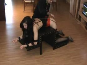 sklavin spanking extrem